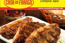 Festival de Carnes para Churrasco na Casa do Frango